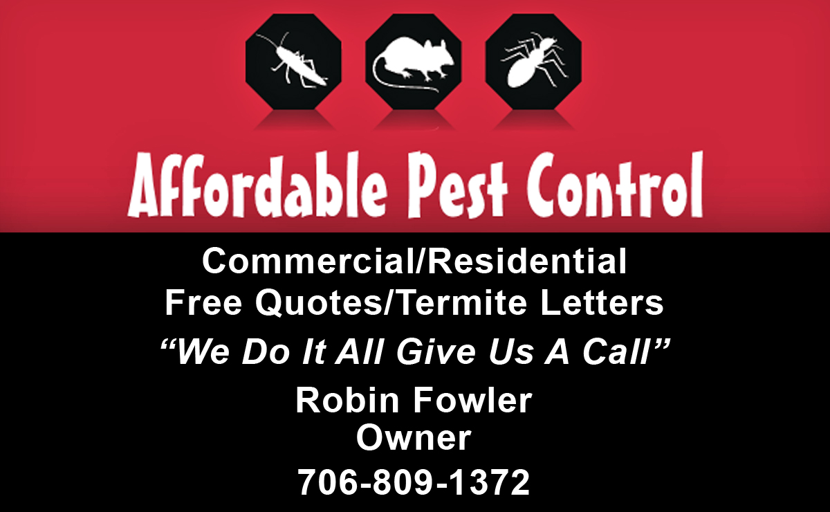Affordable Pest Cotrol