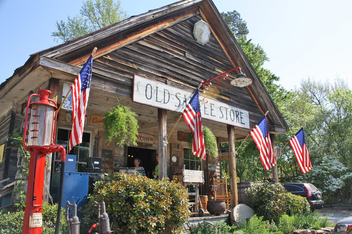 Old Sautee Store