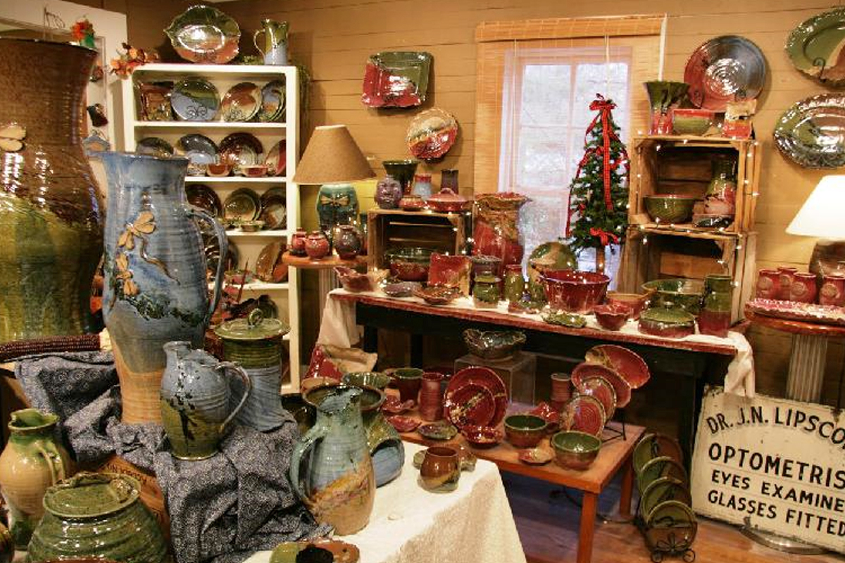 Willows Pottery