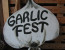 garlicfest-sign