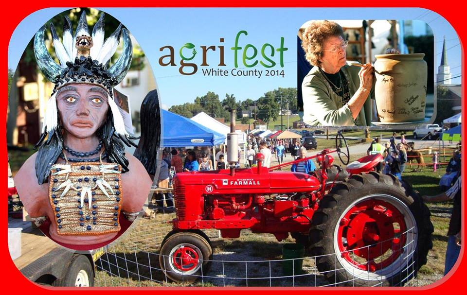 6th Annual Agri-Fest-Country Market Pottery Festival