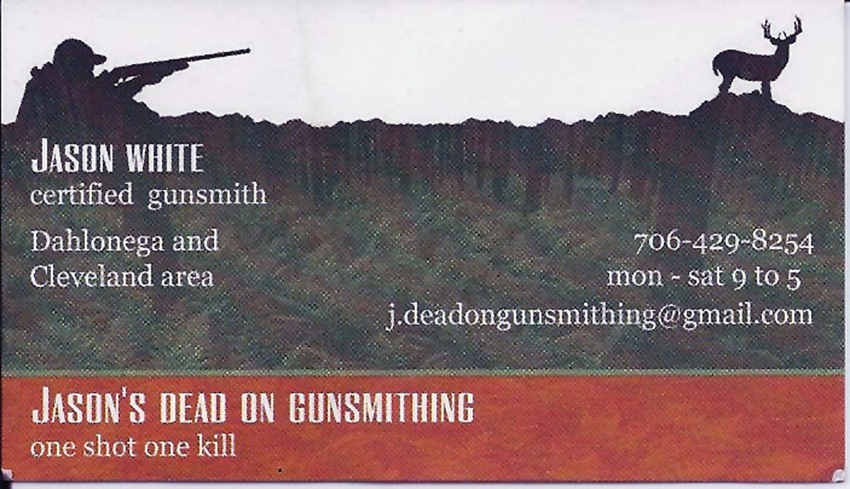Jason Smith Gunsmith White County