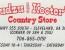 Kudzu Country Store