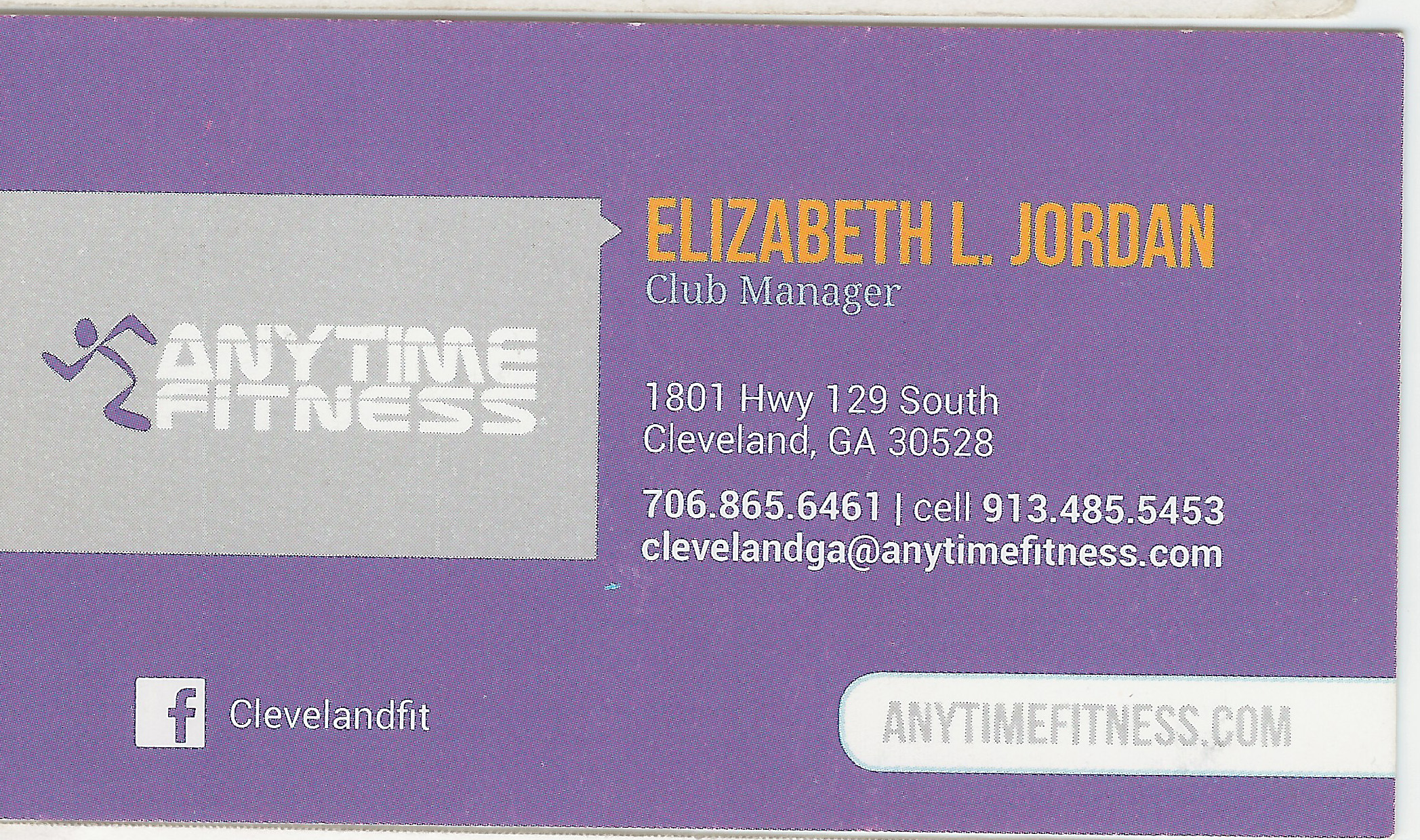 Anytime Fitness White County