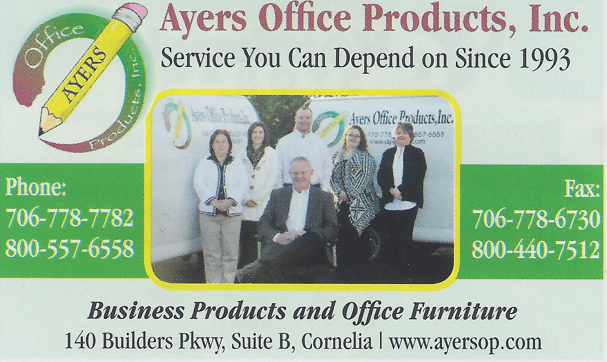 Ayers Office Products