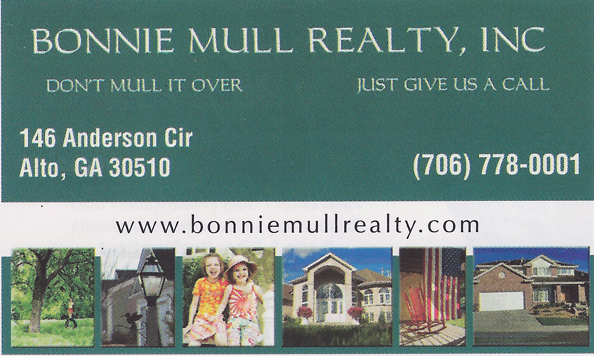 Bonnie Mull Realty White County