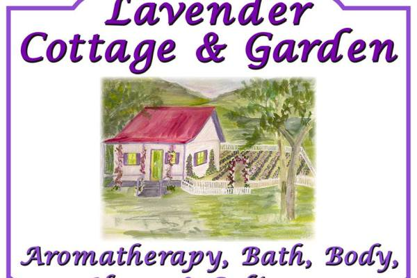 Lavender Cottage and Garden Feature