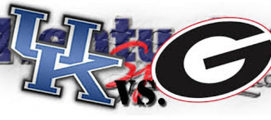 Georgia Kentucky Preview