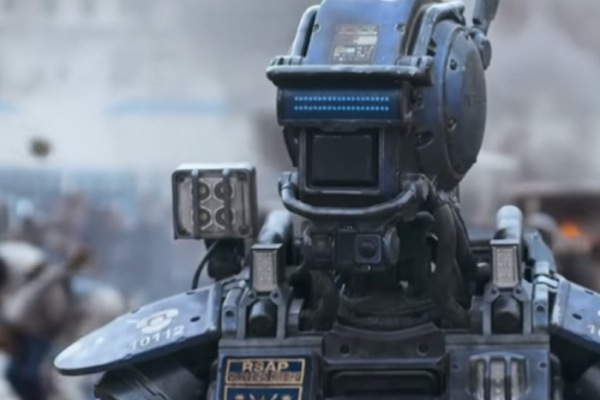 Movie Review Chappie 1